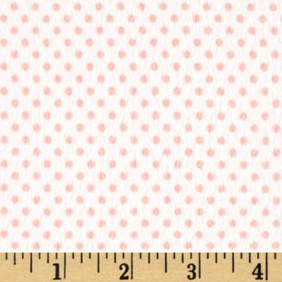 Moda Sweet Baby Flannel Tiny Dot Blossom/Cloud