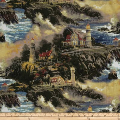 Thomas Kinkade Serenity Cove Multi