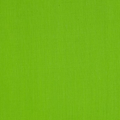 "60"" Poly Cotton Broadcloth Lime"