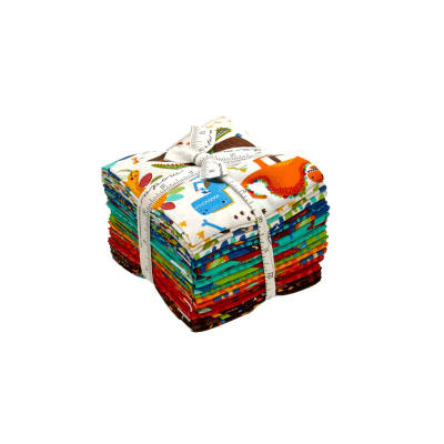 Moda Jurassic Jamboree Fat Quarter Bundle