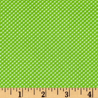 Moda Brighten Up! Gingham Up Green
