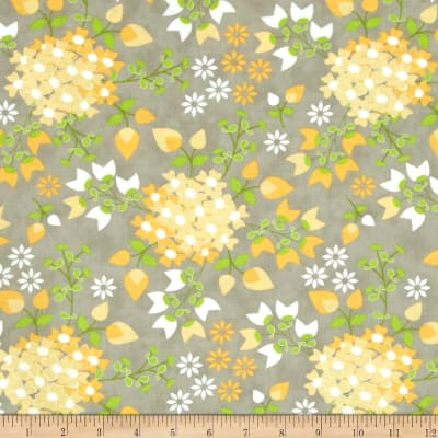 Moda Sundrops Bouquet Taupe