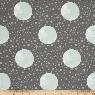To The Moon & Back Earth Dark Grey