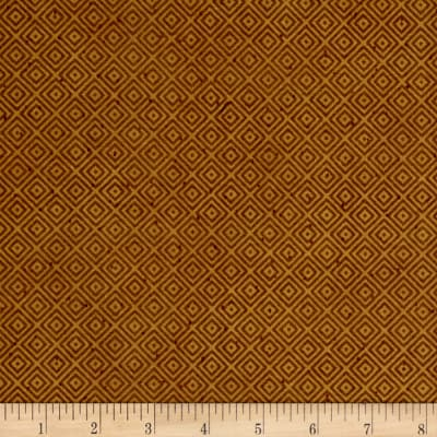 Folk Art Flannels Diamond Texture Gold