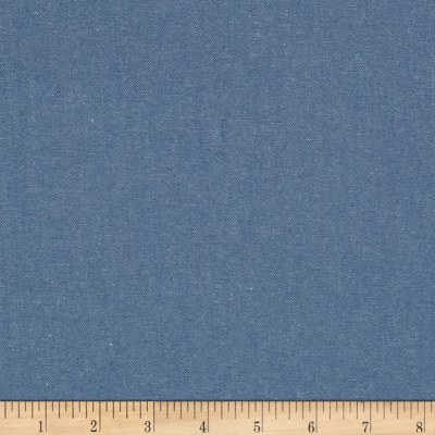 Moda 5.3 oz Denim Chambray