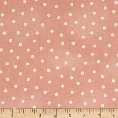 Tidings Of Great Joy Baby Buttons Pink