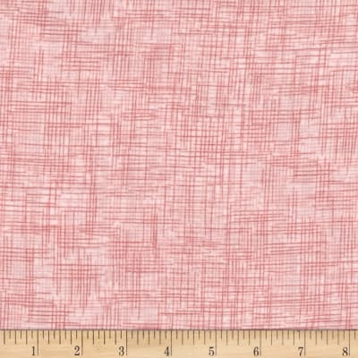 Harmony Flannel Plaid Ash Rose