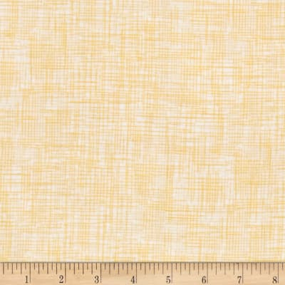 QT Fabrics Harmony Flannel Plaid Butter