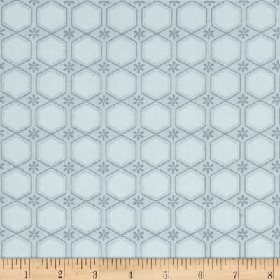 Sew Bee It Honeycomb Gray