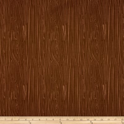 Farm Wood Grain Brown