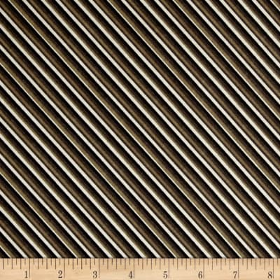 Type Band Diagonal Stripe Charcoal