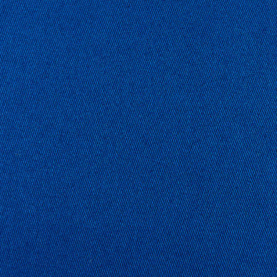 Cotton Twill Royal