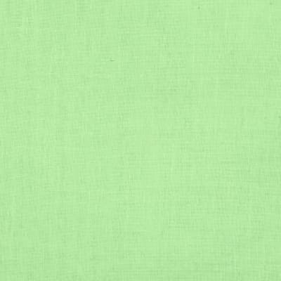 Cotton Sheer Voile Shirting Lime