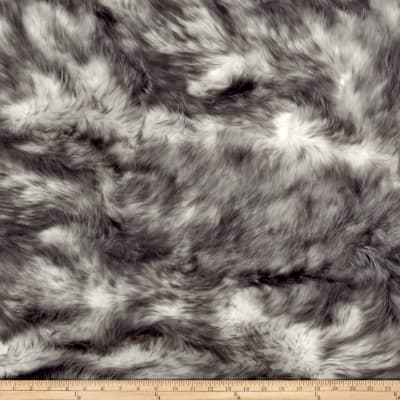 Shannon Lux Fur Candy Shag Gray