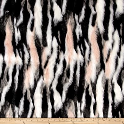 Shannon Lux Fur Himalaya Pink Frost