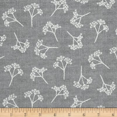 Heartwood  Cow Parsley Gray