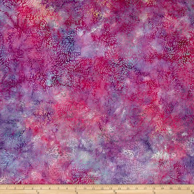 Batik Central Java Daliah  Purple /Fuchsia