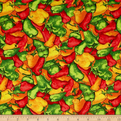 Caliente Packed Peppers