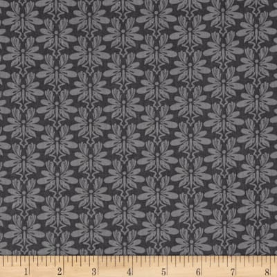 Mod About You Damask Dark Grey