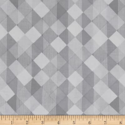 Mod About You Diamonds And Stripes Grey