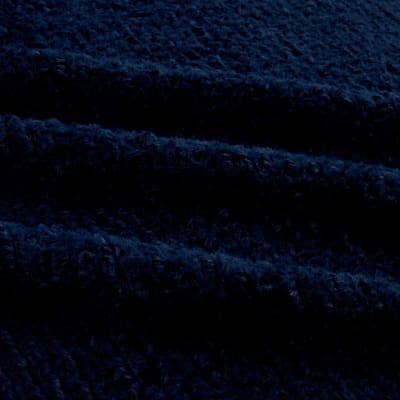 Shannon Minky Luxe Cuddle Chenille Navy