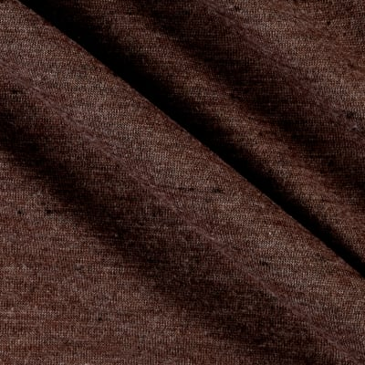 Lightweight Polyester Jersey Knit Brown