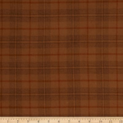 Primo Plaids Flannel Espresso & Latte Large Plaid Latte
