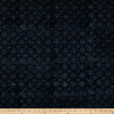 Primo Batiks Medallion Blue