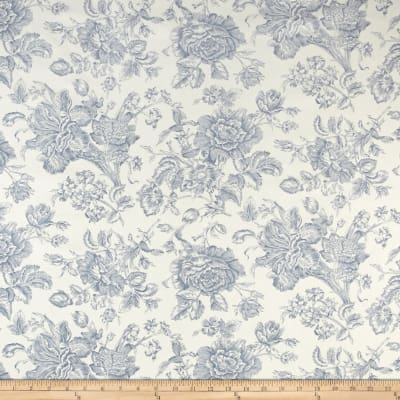 Richloom Meander Toile Blue