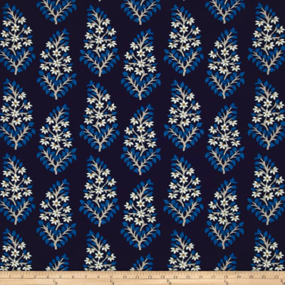Richloom Indoor/Outdoor Neponset Indigo