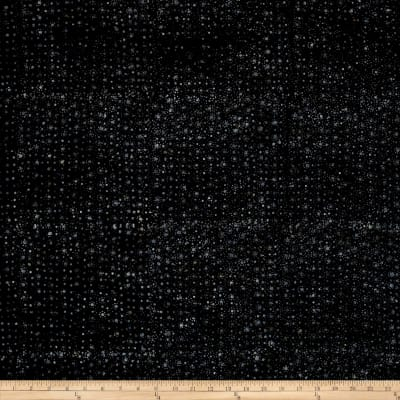 Wilmington Batiks Mini Dots Black