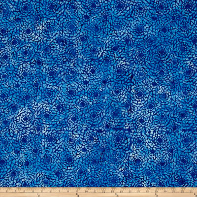 Wilmington Batiks Mosaic Bright Blue