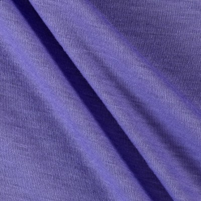 Polyester Jersey Knit Solid Lilac