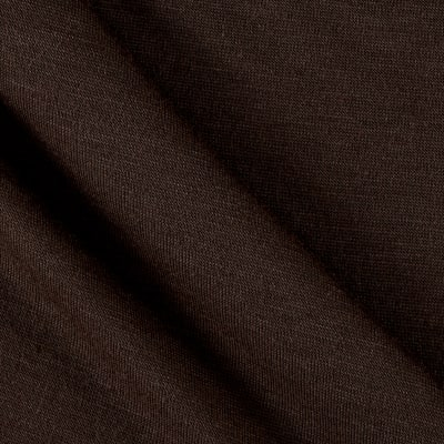 Polyester Jersey Knit Solid Pewter Brown