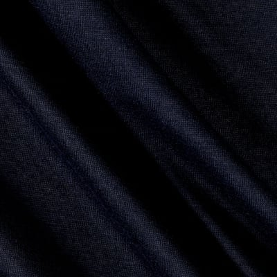 Polyester Jersey Knit Solid True Navy