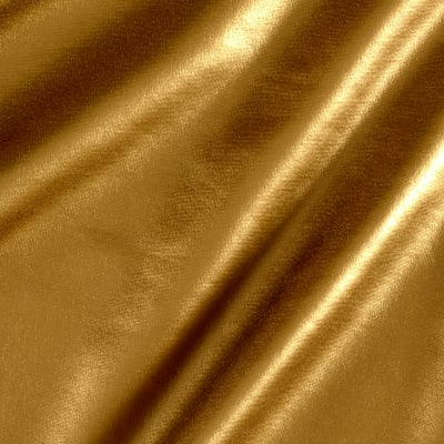 Foil Knit Lame Matte Gold