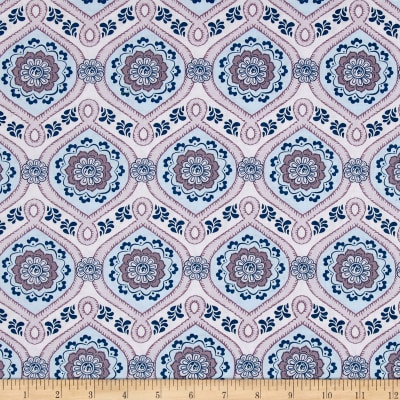 Sew It- Quilt It- Love It! Medallions Purple