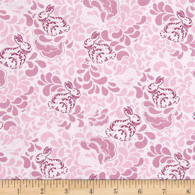 Sew It- Quilt It- Love It! Bunnies Pink