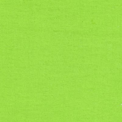 Alpine Flannel Solid Lime