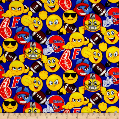Collegiate Cotton University of Florida Emojis