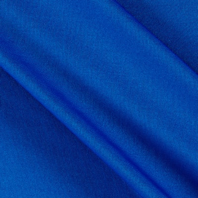 Activewear Nylon Spandex Knit Bright Blue