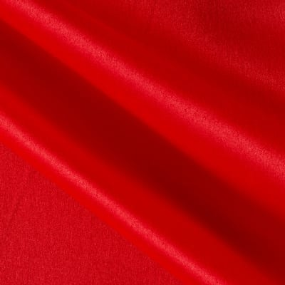 Sateen Solid Coral