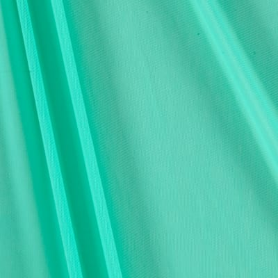 Power Mesh Solid Teal