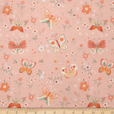 Bunny Tales Butterfly Pink