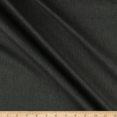 "Peppered Cotton 108"" Wide  Yarn Dye Charcoal"