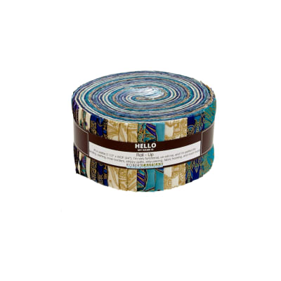 "Kaufman Valley of the Kings 2.5"" Roll Up Jewel"