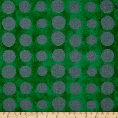 Pearlized Dot Green