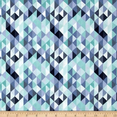 Moda Hazelwood Half Square Triangles Midnight