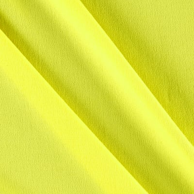 Telio Brazil Stretch ITY Jersey Knit Lemon