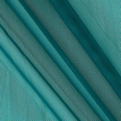 Telio Stretch Nylon Mesh Knit Teal